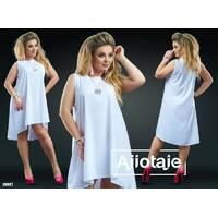 Платье - 19997 (белый)