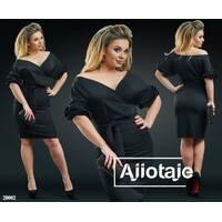 Платье - 20002 (черный)
