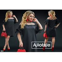 Сукня - 20133 (чорний)