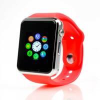 Розумний годинник - Часофон Onix A11 червоні   Сім