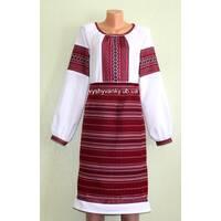 українська сукня з плахтою