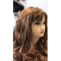 Перука Довге волосся, хвилясте, вага 120 грам
