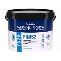 Шпаклівка ACRYL-PUTZ® FS20 ФІНІШ ( Україна )