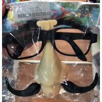 Маска Усы с очками