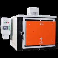 Камерна електропіч СНО-4.5.2,5/6,5 І1 з вентилятором