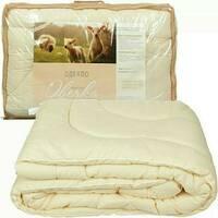 Одеяло овечья шерсть полуторный размер