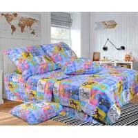 Детские комплекты постельного белья из бязи голд