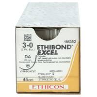 Шовный хирургический материал Этибонд ETHIBOND EXCEL 90 см 3/0 кол.-реж.
