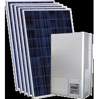 Мережева сонячна електростанція 10 кВт на СБ Risen RSM144-6-410M
