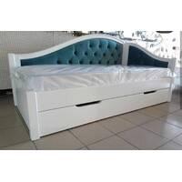 Дерев'яне ліжко Полу софа
