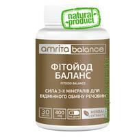 Фитойод Баланс, 30 капс. по 400 мг
