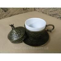 Кофейная чашка в турецком стиле