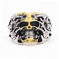 Кольцо Abbelin комбинированное K297, 11 размер
