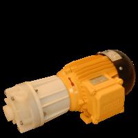 Центробежный насос SAWA с электромагнитной муфтой MDN