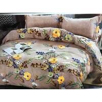 Полуторный фланелевый комплект постельного белья