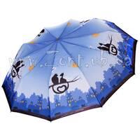Женский зонт Zest Кошки на дереве ( автомат, 10 спиц ) арт. 53616-39