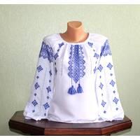 вышиванка для девочки ручной работы дешево