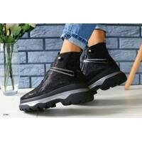Женские демисезонные ботинки 40