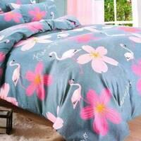 Семейный комплект постельного белья из фланели(байка)