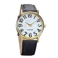 Часы GENEVA черные W298