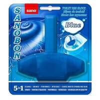 Блок для унітаза освіжуючий Sanobon Blue до 800 зливів 55 гр.