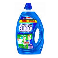 Гель для прання Вайбер Райз Weiber Riese універсал концентрат 5 л 100 прань Німеччина