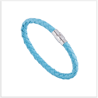 Браслет Abbelin голубой B104