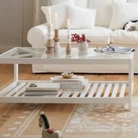 Журнальний столик Прованс-3