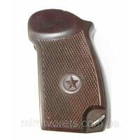 Бакелитовая накладка рукояти МР654К (ПМ)