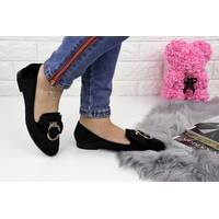 Туфли женские черные Helga 1155
