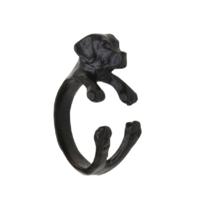 Кольцо Abbelin черное K088A, Uni