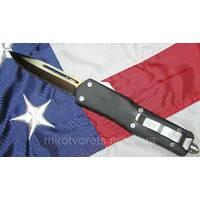 Нож фронтальный выкидной Microtech Combat Troodon