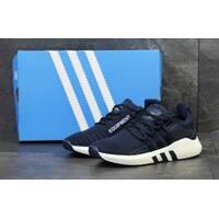 Кроссовки мужские темно синие Adidas Equipment Adv 91-17 4719