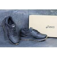 Мужские кроссовки Asics Gel черные РП- 3775