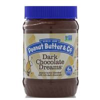 Арахисовое масло с черным шоколадом, Peanut Butter & Co., 454 г