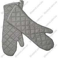 Пекарские рукавицы для Среднего тандыра Бочка (2шт)
