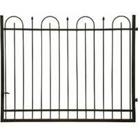 Кованые ворота Франциска 4000*1500