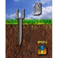 Гвинтова паля серії SPGS - U 89 x 2000 x 3,5