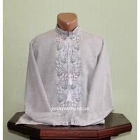 борщивская рубашка мужская.  ручная вышивка.