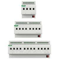 KNX многоканальные коммутаторы с измерением тока