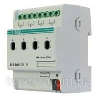 KNX многоканальные электрокоммутаторы