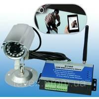 Охрана, фотофиксация, управление для загороднего домика - S180