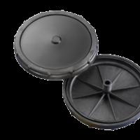 Розпилювач (дифузор) дисковий, мембранний д270 мм Jaeger