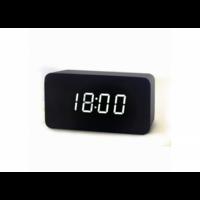 Електронний настільний годинник VST 863-5 Black