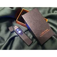Електронна USB запальничка BMW Чорна