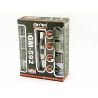Машинка для стрижки Gemei GM - 592 USB 10 в 1