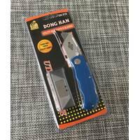 Нож канцелярский DK-818 / 730