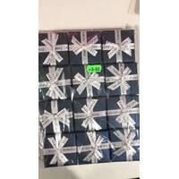 Коробка бумажная подарочная в ассортименте 6х6 см