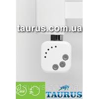 Квадратний ТЭН HeatQ MS white з регулятором 30-60c   таймер 2 ч. LED   маскування дроту, Польща 1/2