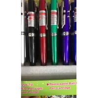 Ручка, лазер, фонарик 3 в 1.